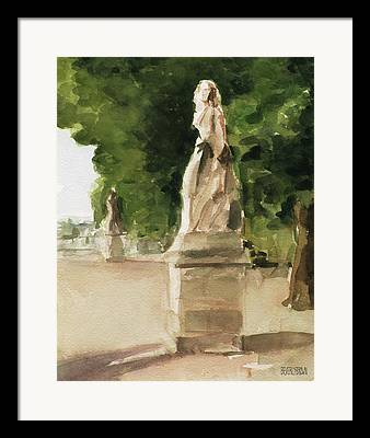 Luxembourg Framed Prints