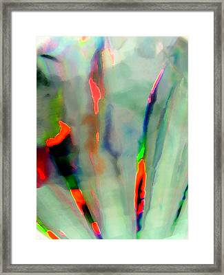Stay Focused II Framed Print by Florene Welebny