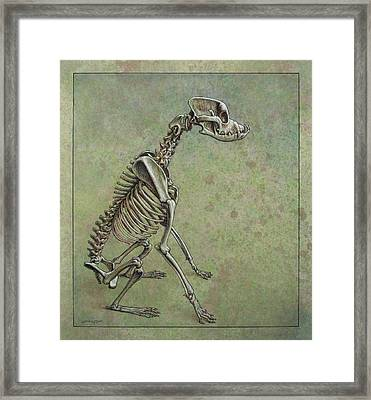 Stay... Framed Print