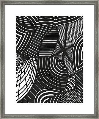 Stealth Framed Print