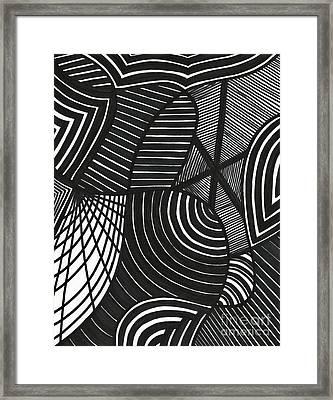 Stealth Framed Print