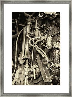 Steam Train Series No 36 Framed Print