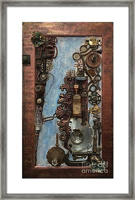 Steampunk 1 Framed Print