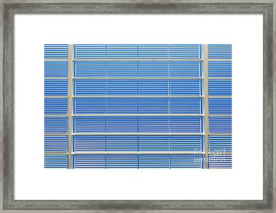 Steelwork Framed Print by Tim Gainey