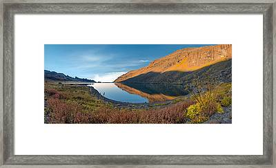 Steens Wilderness Framed Print by Leland D Howard