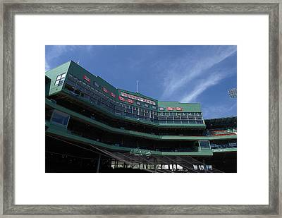 Steeped In History Framed Print by Paul Mangold