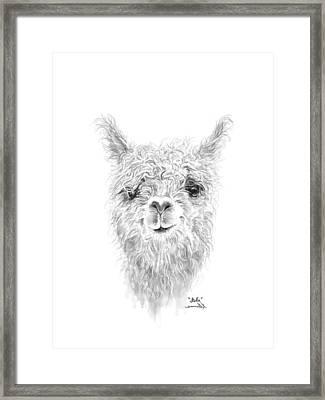 Stella Framed Print