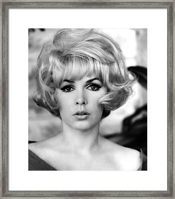 Stella Stevens, 1967 Framed Print