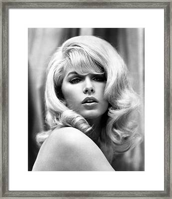 Stella Stevens, C. 1966 Framed Print by Everett