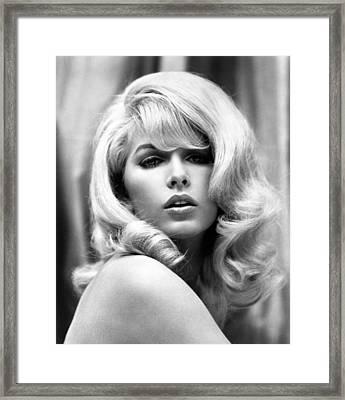 Stella Stevens, C. 1966 Framed Print by Everett