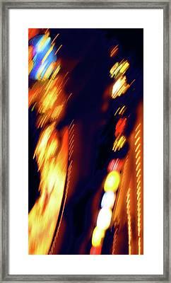 Stellar Framed Print by Tj Evans