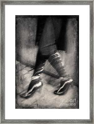 Step Framed Print