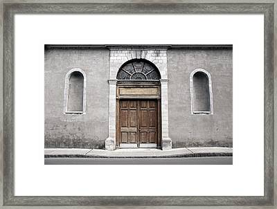 '..step Inside Luv..'  Framed Print by Russell Styles