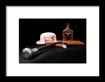 Whiskey Framed Prints