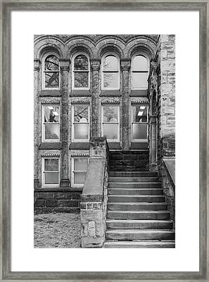 Steps Up Framed Print