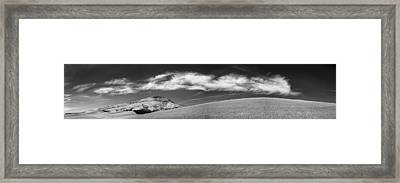 Steptoe Under A Cloud Framed Print