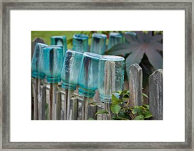 Sterilization Framed Print by Fred Lassmann