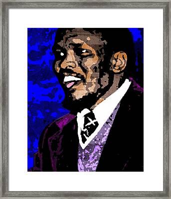 Steve Biko Framed Print