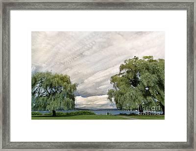Stewart Park Summer Framed Print