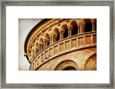St. Gereon Church In Cologne, Germany Framed Print