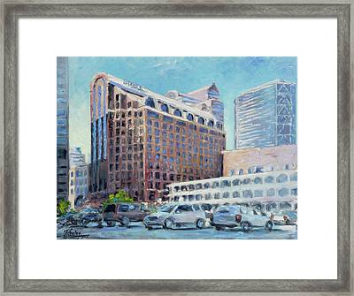 Stifel - Saint Louis Framed Print