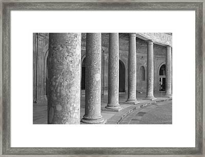 Still As The Morning Framed Print by Jez C Self