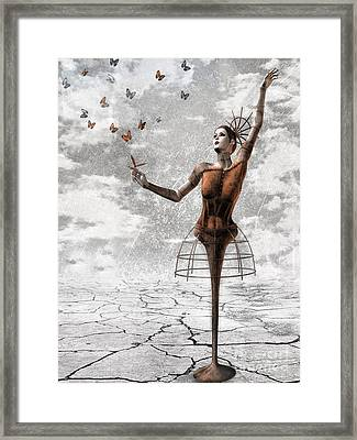 Still Believe Framed Print by Jacky Gerritsen