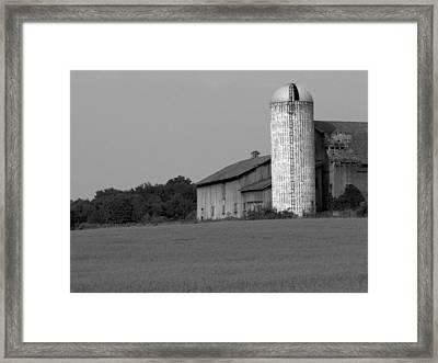 Still Here Framed Print by Rhonda Barrett