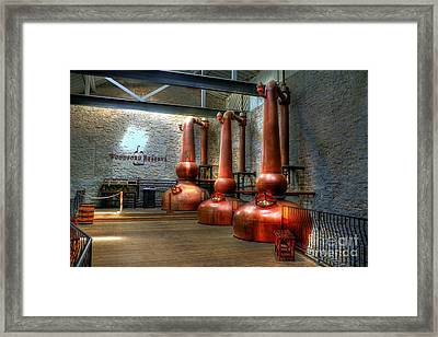 Still In Kentucky Framed Print