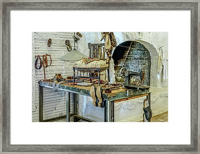 Still Life #1 Framed Print by Tom and Pat Cory