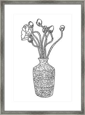Still Life #2 Framed Print