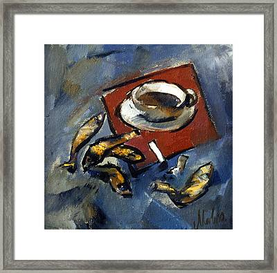 Still Life 2 Framed Print by Valeriy Mavlo