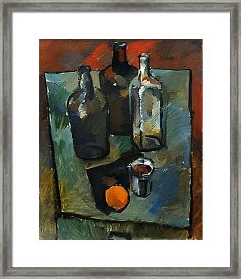Still Life 3 Framed Print by Valeriy Mavlo