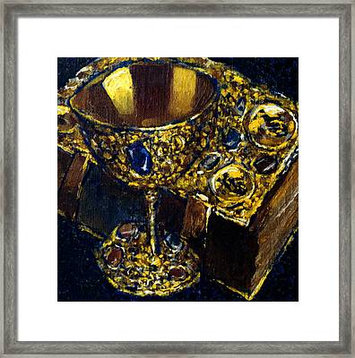 Still Life 7 Framed Print by Valeriy Mavlo