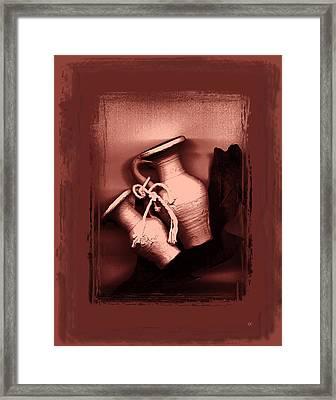 Still Life Framed Print by Gerlinde Keating - Keating Associates Inc