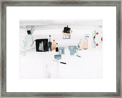 Still Life I Framed Print by Giorgia Dalla Valle