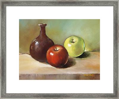 Still Life I Framed Print by Han Choi - Printscapes