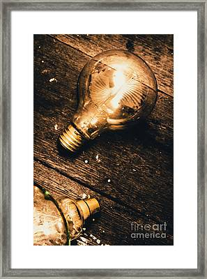 Still Life Inspiration Framed Print