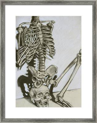 Still Life Framed Print by John Clum