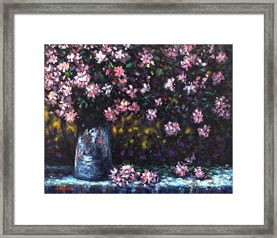 Still Life Framed Print by John  Nolan
