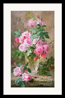 Rosa Framed Prints