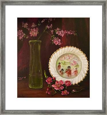 Still Life V Framed Print