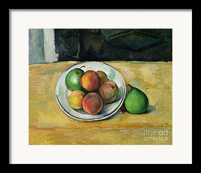 Cezanne Framed Prints