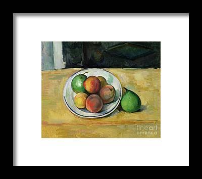 Cezanne Framed Prints