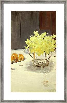 Still Life With Daffodils Framed Print by Mountain Dreams