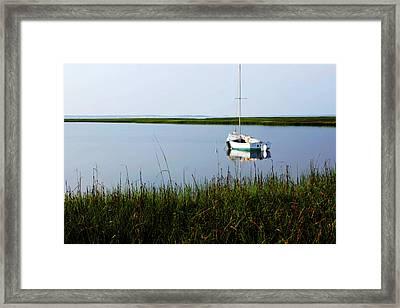 Still Morning 2 Framed Print by Alan Hausenflock