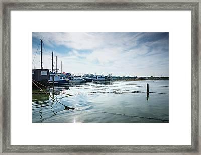 Still Morning Framed Print by Svetlana Sewell