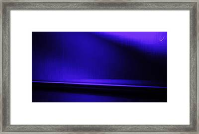 Still Night Framed Print