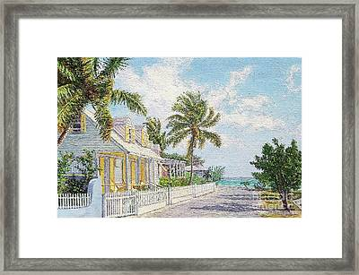 Still Point Framed Print