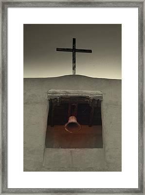 Still Standing.. Framed Print